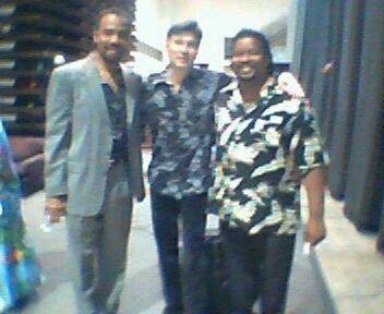 J with Bobby Lyle & Jazz Trumpeter Great RICK BRAUN!