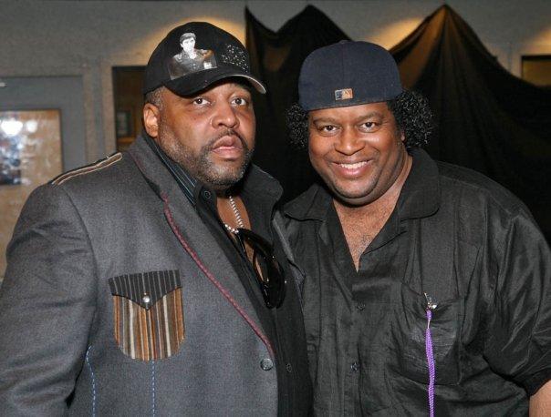 J with R&B/Soul Singing Legend, GERALD LEVERT!