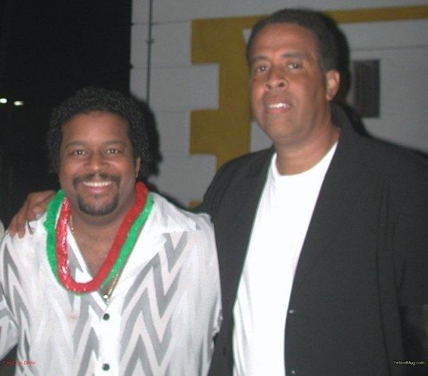 J with Grammy Award Winner and Legendary Bass Player & Friend, MR. STANLEY CLARKE!