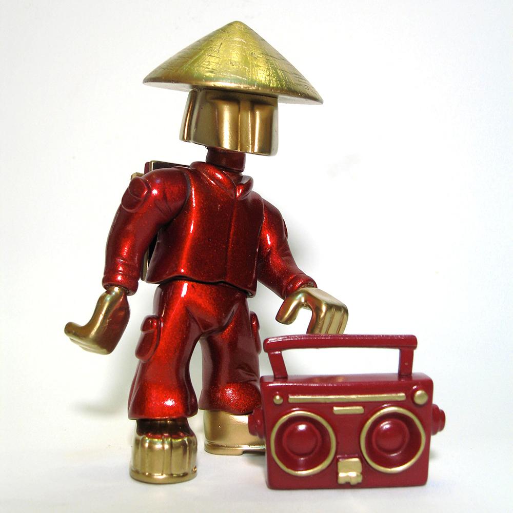 Chinatown Warrior Vinyl