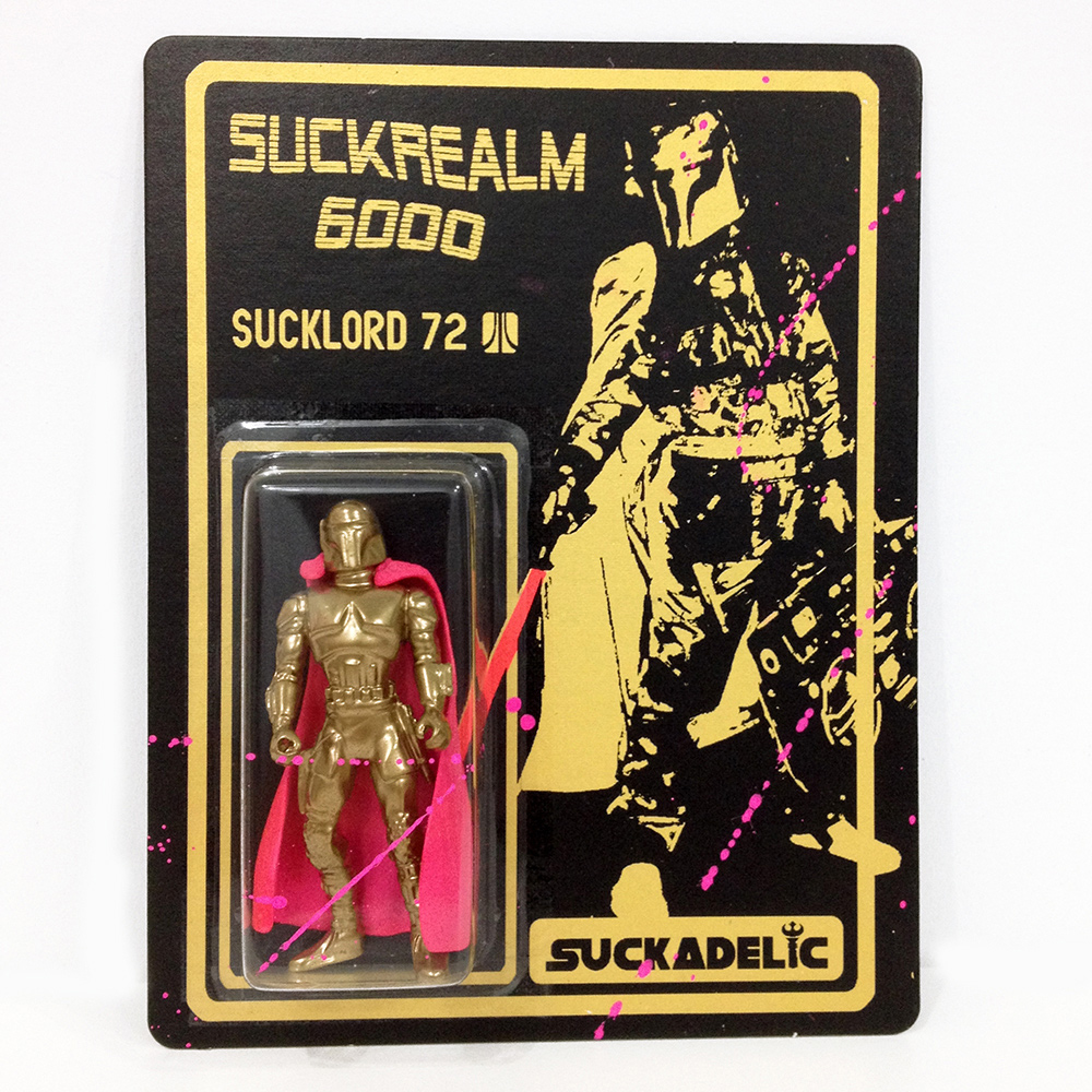 Sucklord 72 Gold