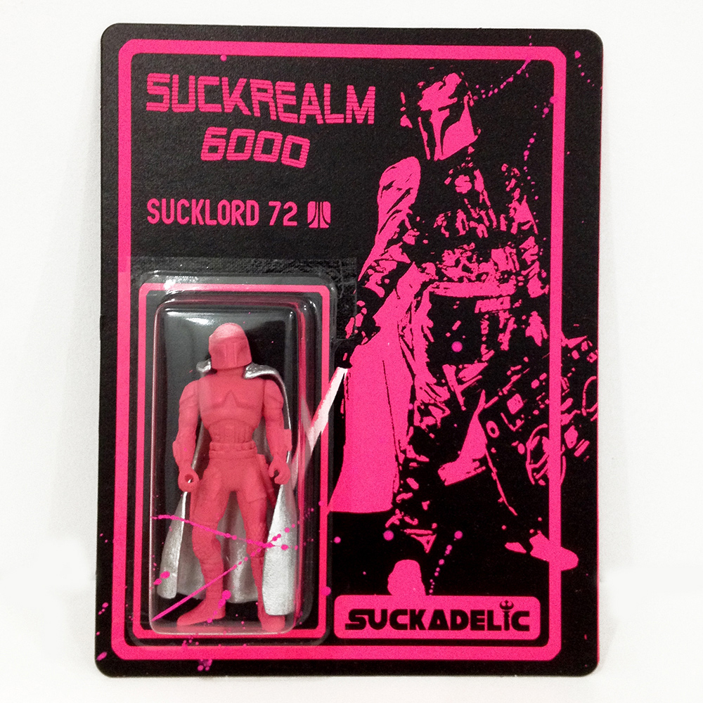 Sucklord 72 Pink
