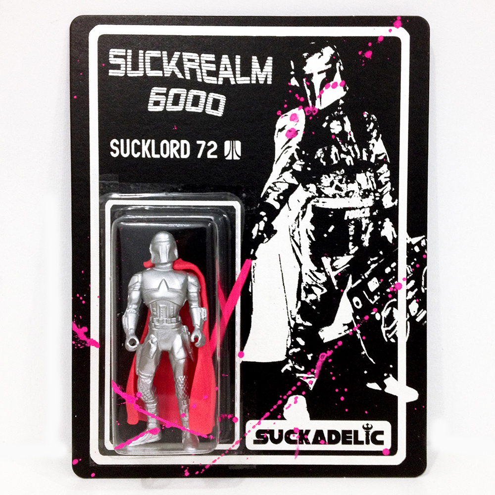 Sucklord 72 Silver