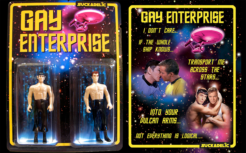 GAY ENTERPRISE