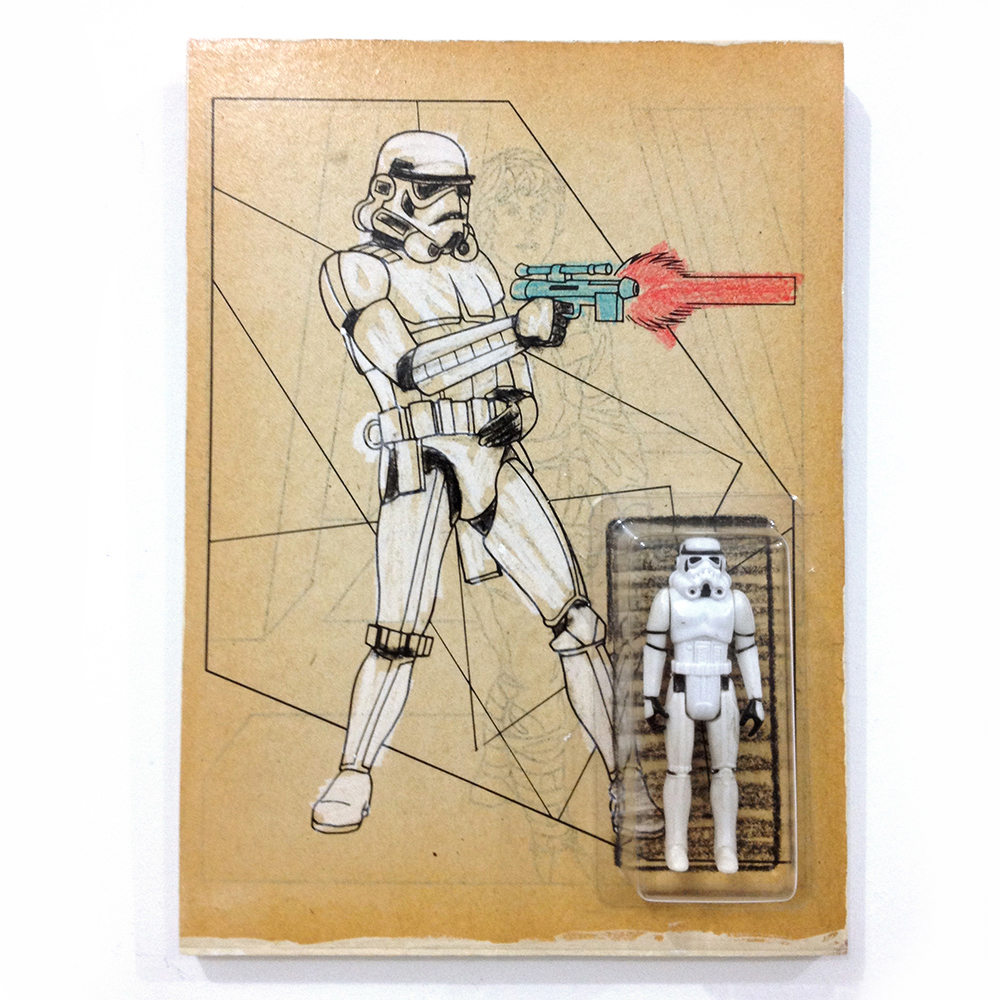STORMTROOPER COLORING BOOK