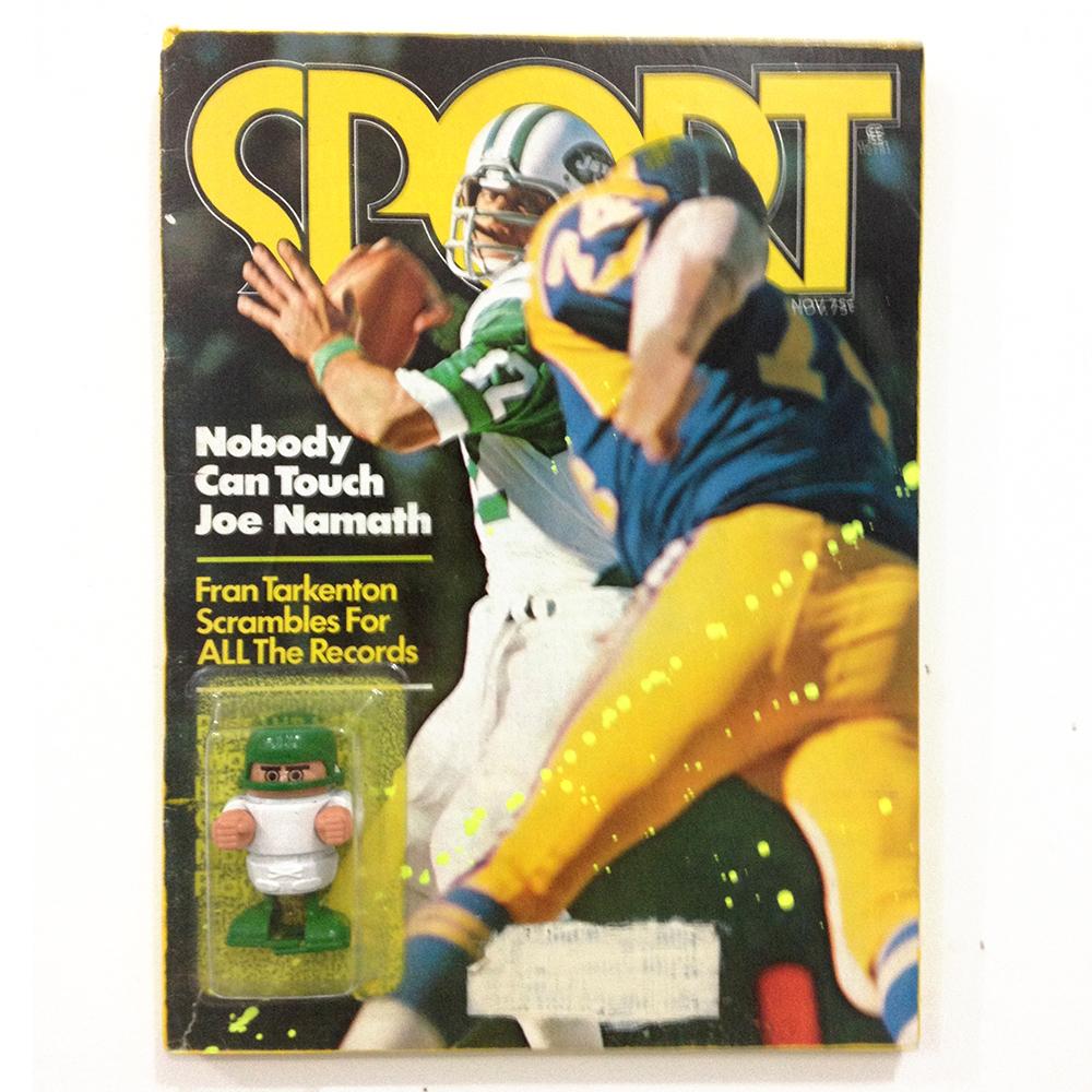 Nobody Can Touch Joe Namath