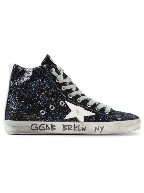 Golden Goose sneakers   (similar to the pair worn by Shannon)