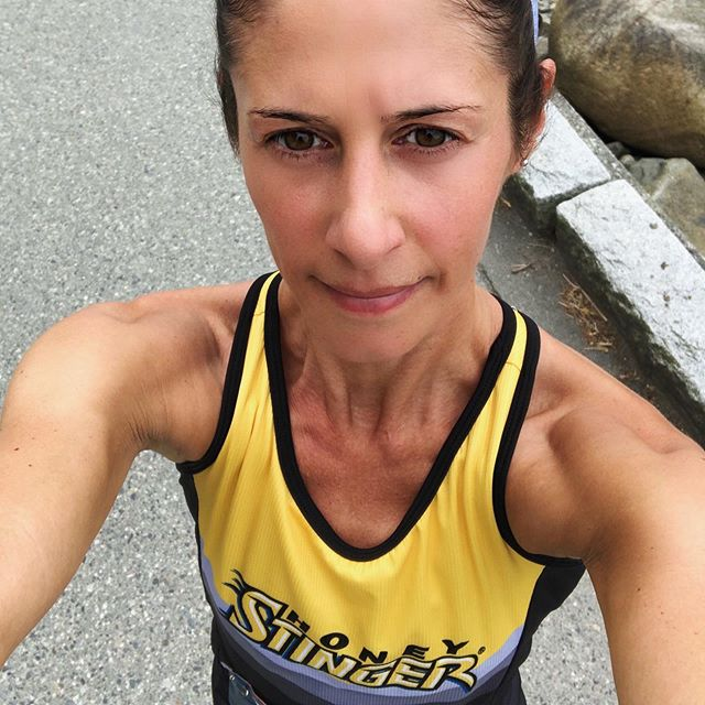 Back in 2019 for a 4th year, as a Honey Stinger Hive elite athlete, representing a company and product I love. 💕 🐝 🍯 . . #HSHIVE #HoneyStinger #StingorBeeStung #TheOriginalEnergyWaffle #honeybased #energy #waffles #snacks #hivetribe