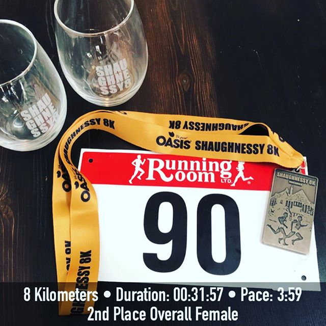 I ran my first @lgroadrunners Shaughnessy 8k this past weekend. A well organized race, on a tough course, with solid hills that'll really test your legs!  All the components needed for a fun morning of type 2 suffering.🏃♀️ 🎉 ☀️. #shaughnessy8k #racelocal #runlocal #fastisfun #lowermainlandroadracesseries #hillsonhills #vancouver #shaughnessy