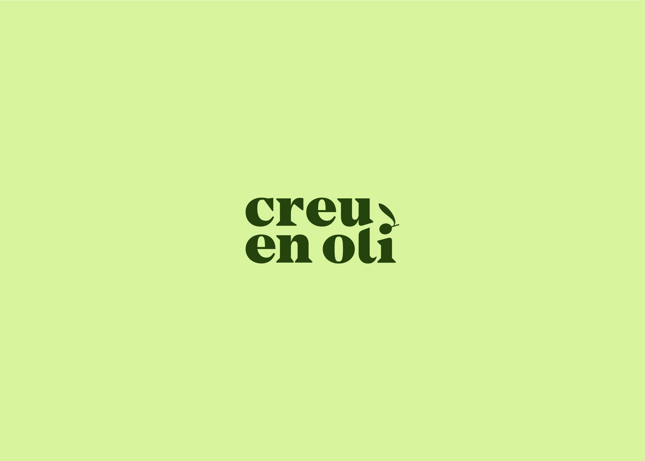 ↗ Creu en Oli   #OliveOil