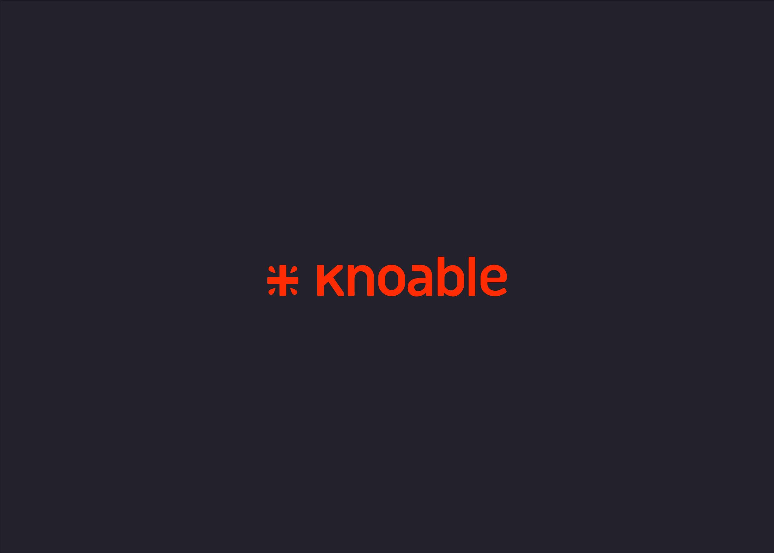 ↗ Knoable   #SocialNetwork