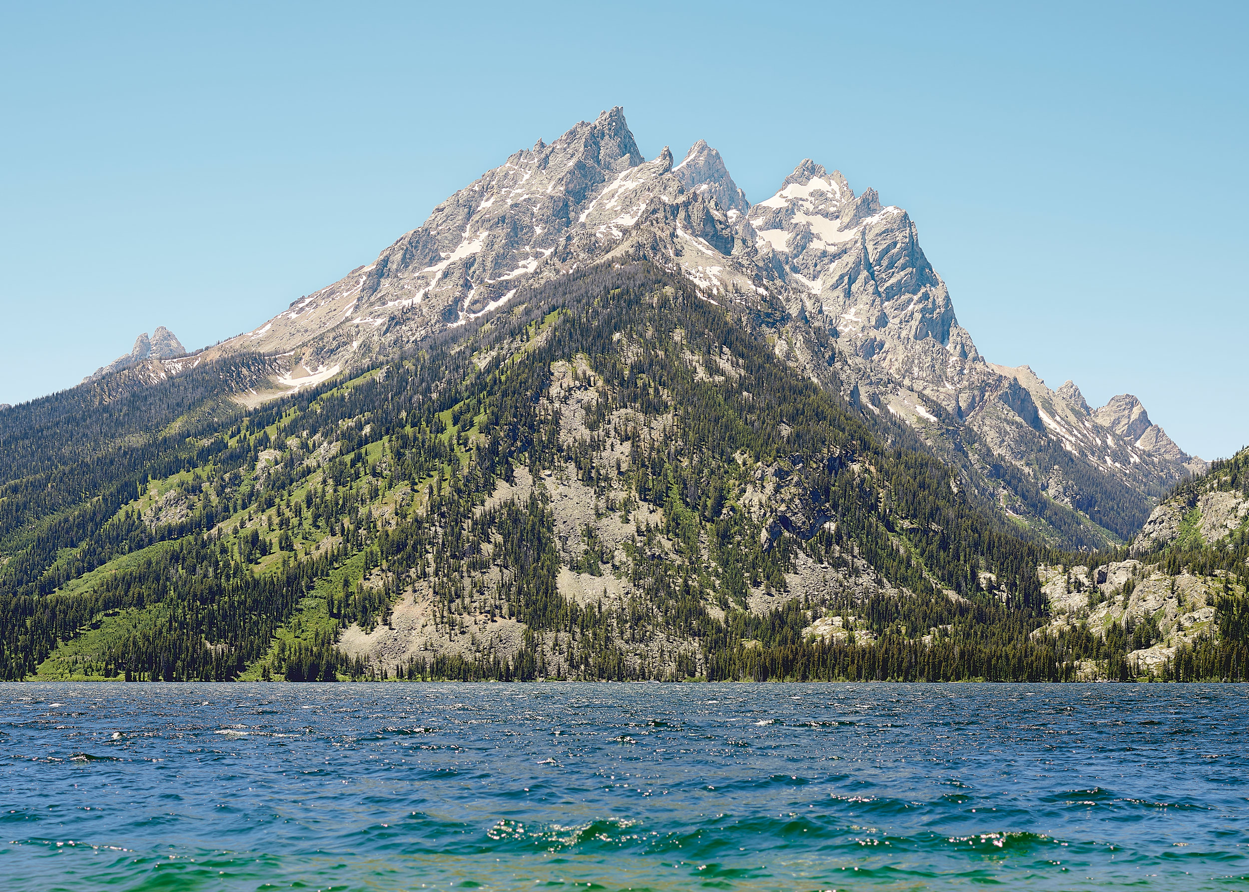 The Tetons, WY