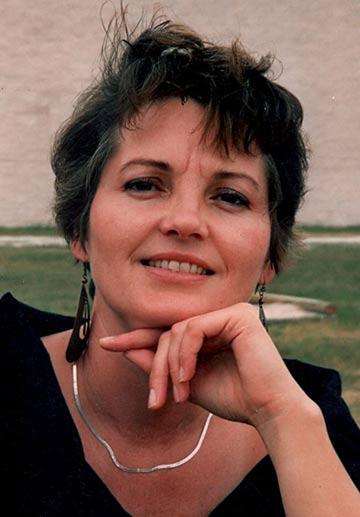 Marilyn Buck 1947-2010, Photo courtesy  Marilyn Buck