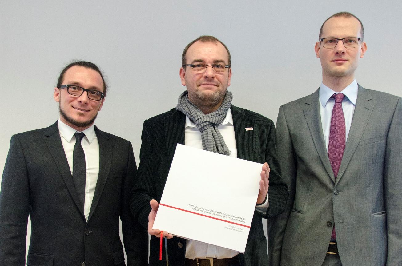 Johann Kaindlstorfer und Christian Lettner