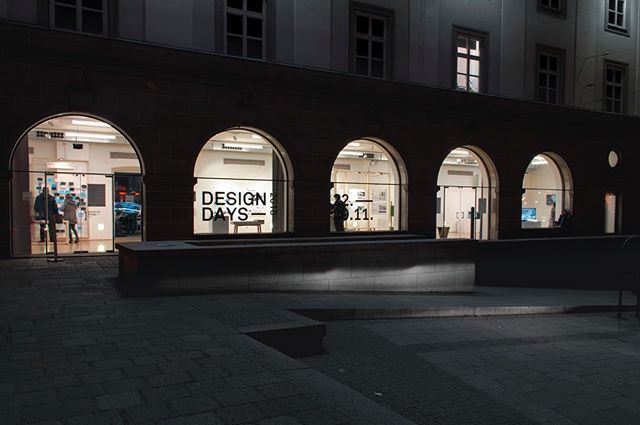 Design Days 2018 | #idlinz #kunstunilinz #industrialdesign #linz #exibition @teamstorz  @kunstunilinz | photo @silvesterkoe & @picco1597