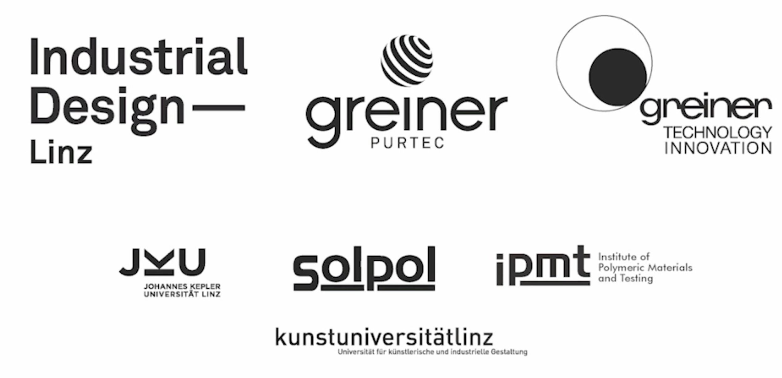 Projektpartner: Greiner PURTEC, Greiner TECHNOLOGY & INNOVATION, IPMT Johannes Kepler Universität Linz, Industrial Design UFG Linz
