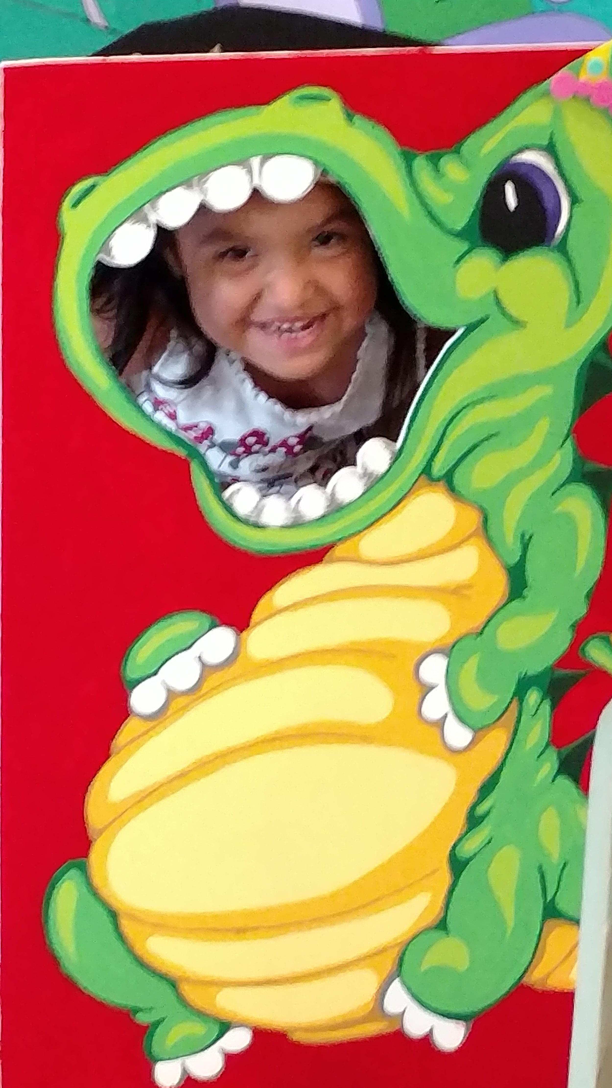 Dino-mite fun at Gulf Shores Pediatrics