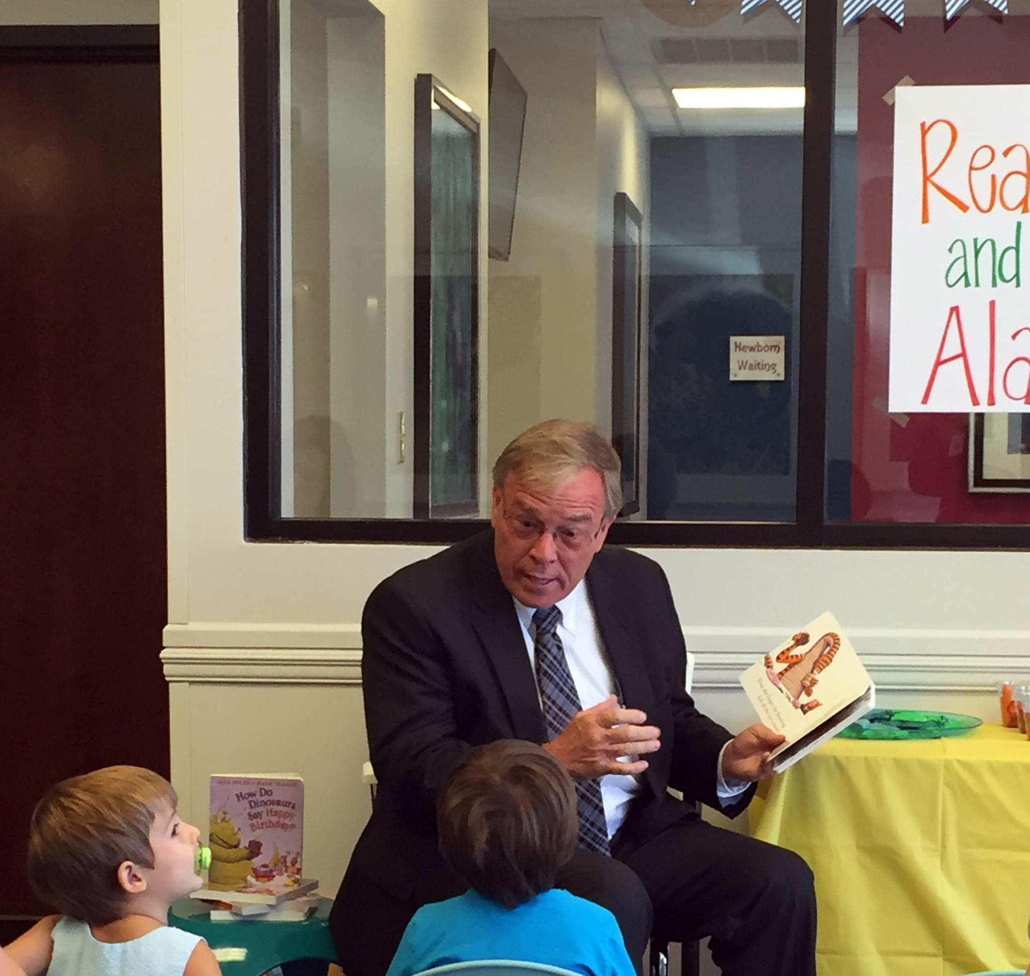 West Alabama Pediatrics joins Reach Out and Read-Alabama