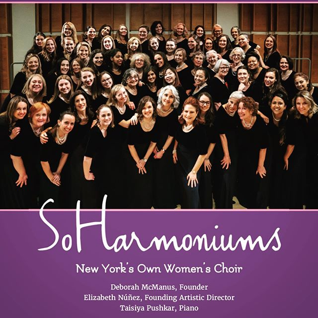 We are excited for our 5/21 concert featuring music from @carnegiehall 's Lullaby Project and special guests @ypcofnyc at @symphonyspace . Ticket link in bio. Swipe for details! . . . . . . . . . . #soharmoniums #womenschoir #carnegiehall #lullabyproject #nyc