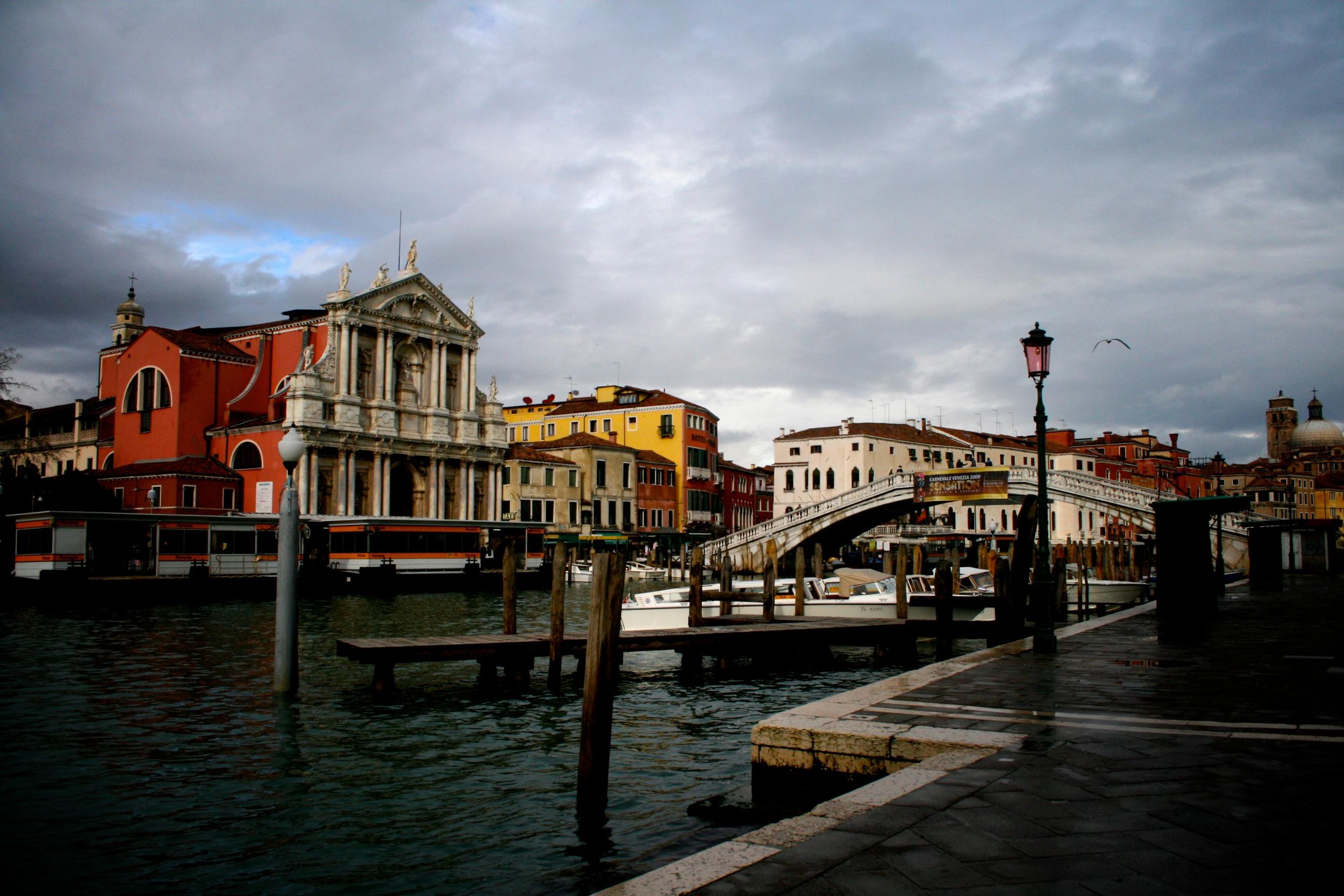 Canals, Venice