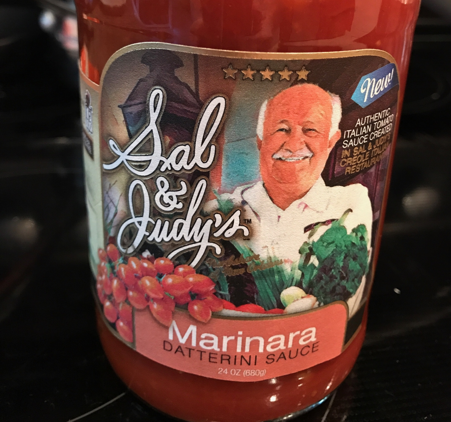 Absolutely this best Marinara sauce.  You really do not have to add a single thing to this sauce. The best part is, it is low in sugar and salt! If you're not local to Louisiana, you can order it online.   Sal and Judy's.