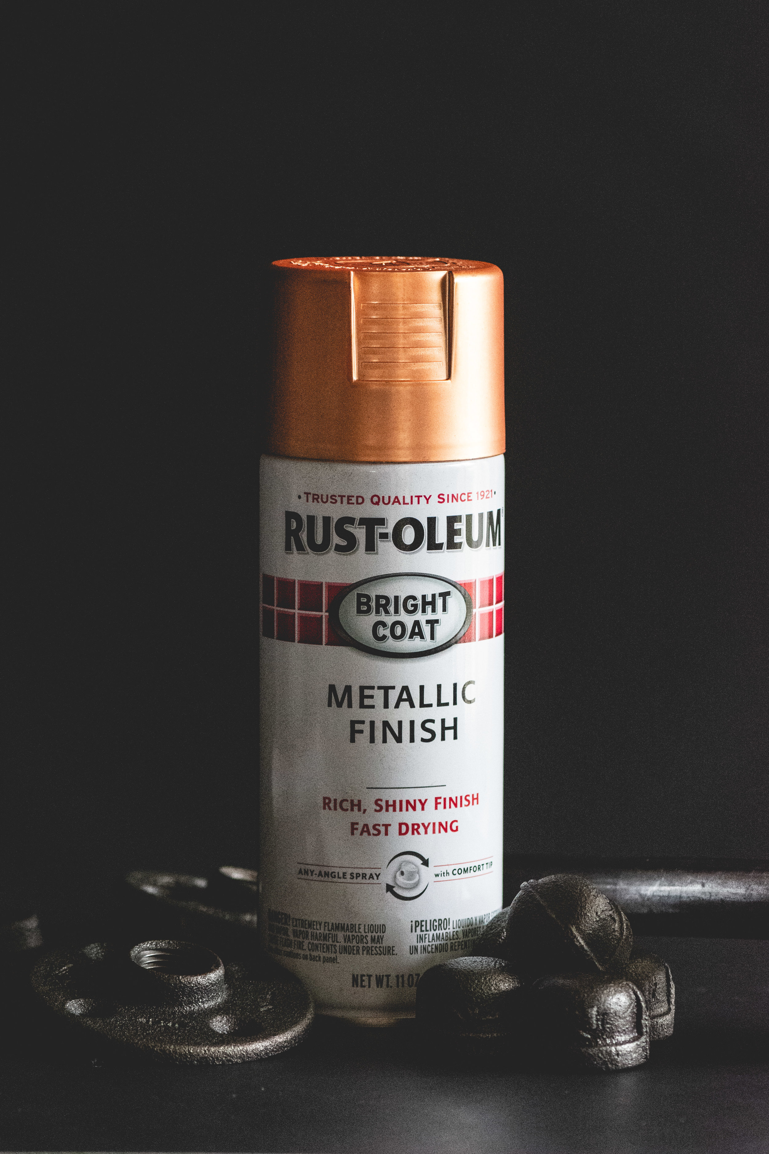 Nothing beats Rust-oleum for this kind of job