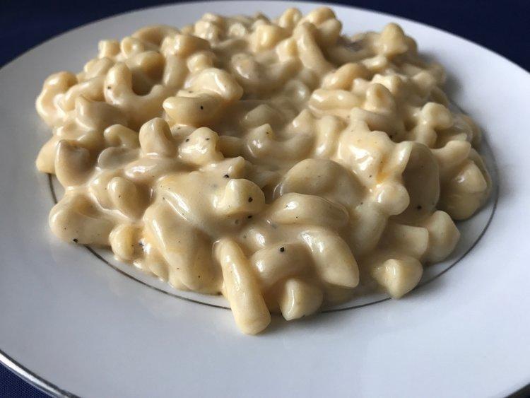 instant pot mac-n-cheese -