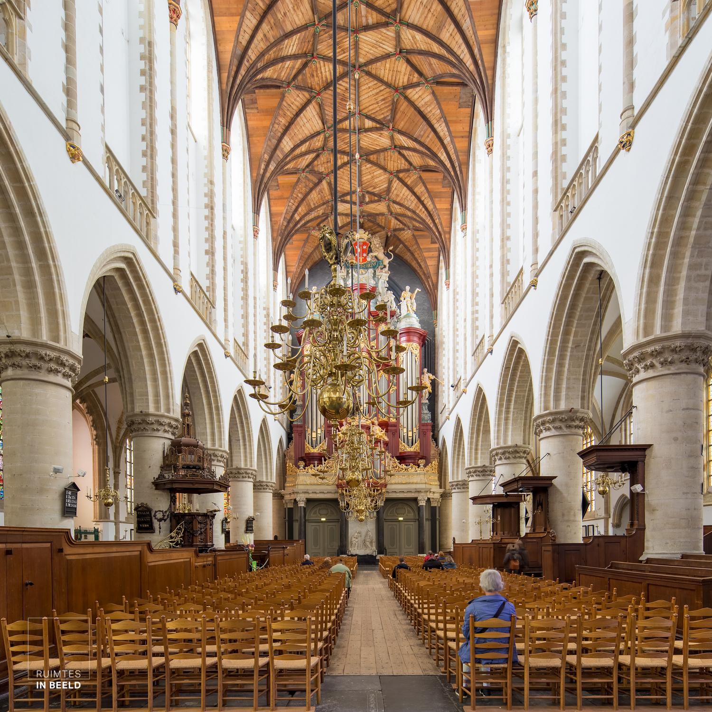Sint Bavo kerk Haarlem | Saint Bavo church Haarlem, Netherlands