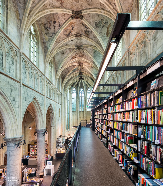 Boekhandel Dominicanen in Maastricht | Dominicanen Bookstore in Maastricht, Netherlands
