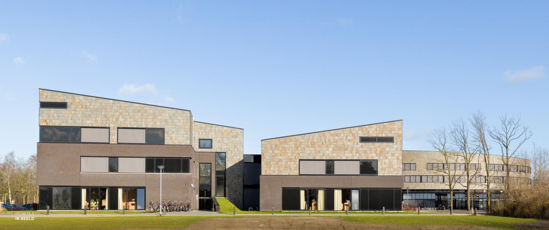 Wooncentrum De Pol in Nijkerk, ontworpen door Oomen Architecten