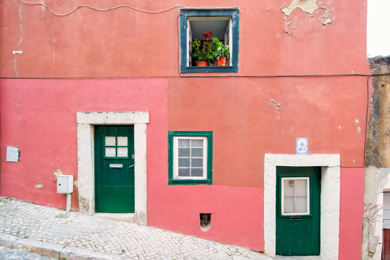 Facade Lissabon