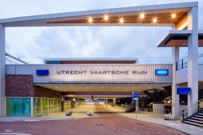 Station Utrecht Vaartsche Rijn, geopend op 23 augustus 2016