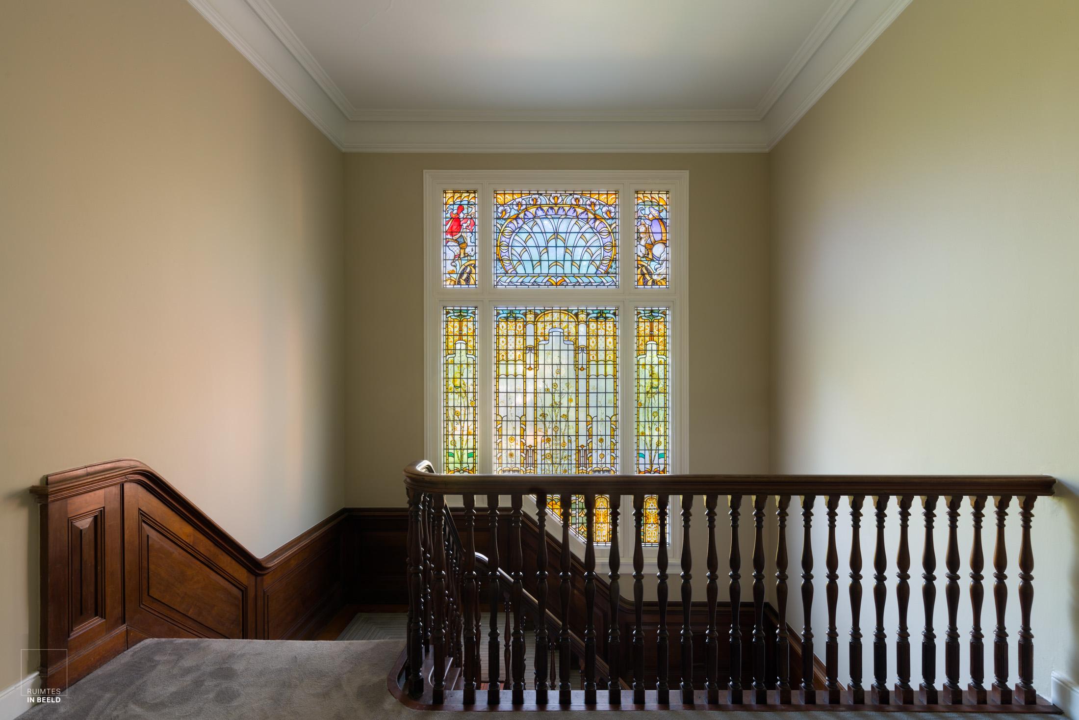 Villa, gerestaureerd door  1meter98