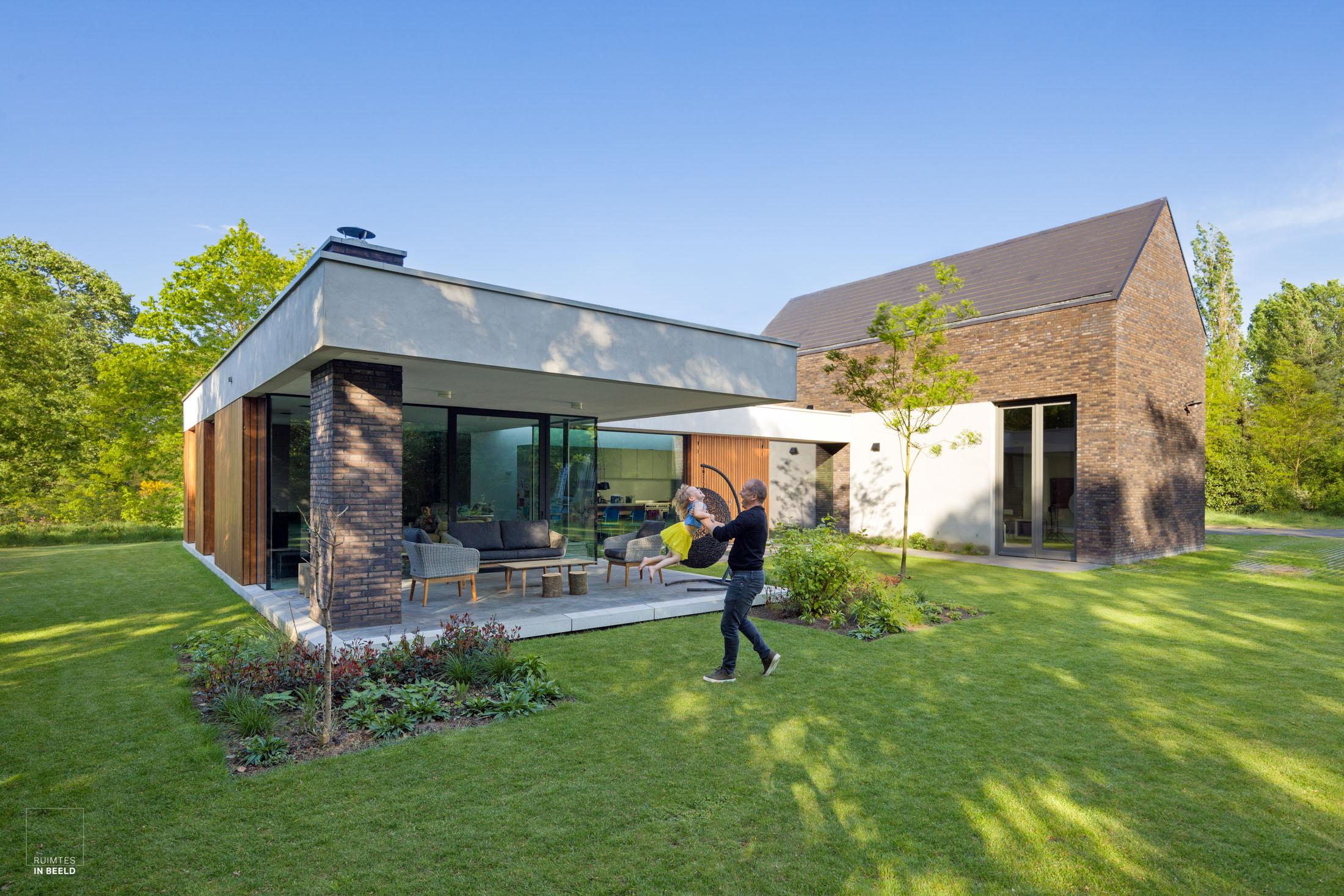 Woonhuis ontworpen door  WillemsenU