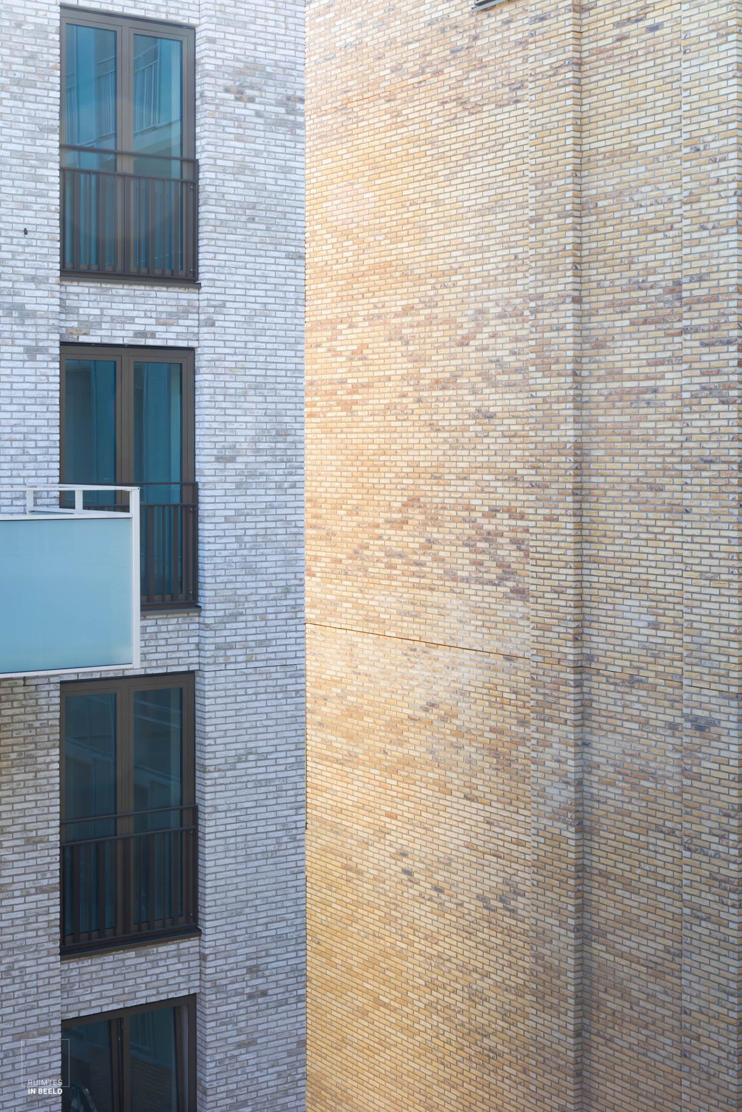 Appartementsgebouw, Leeuwenkamp Architecten