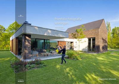 Architectuurfotograaf Rob van Esch fotografeert regelmatig woningen in opdracht van architecten. In dit document treft u voorbeelden van zijn foto's aan.