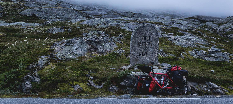 Chebici bike 1000m above sea level.