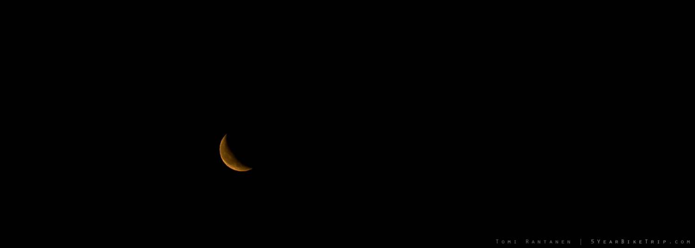 Yep. That's the moon alright.