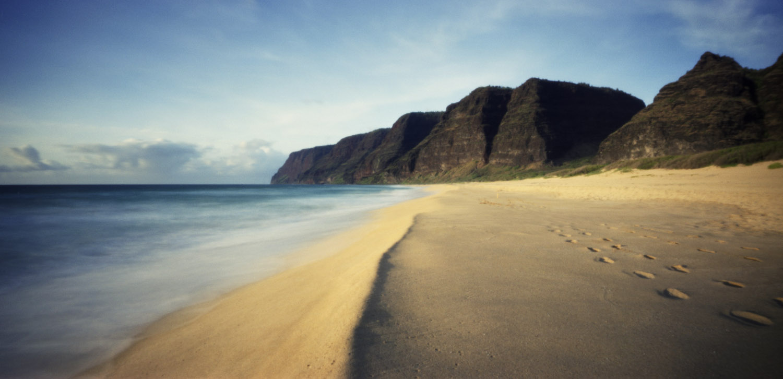Na Pali Beach, Kauai, HI