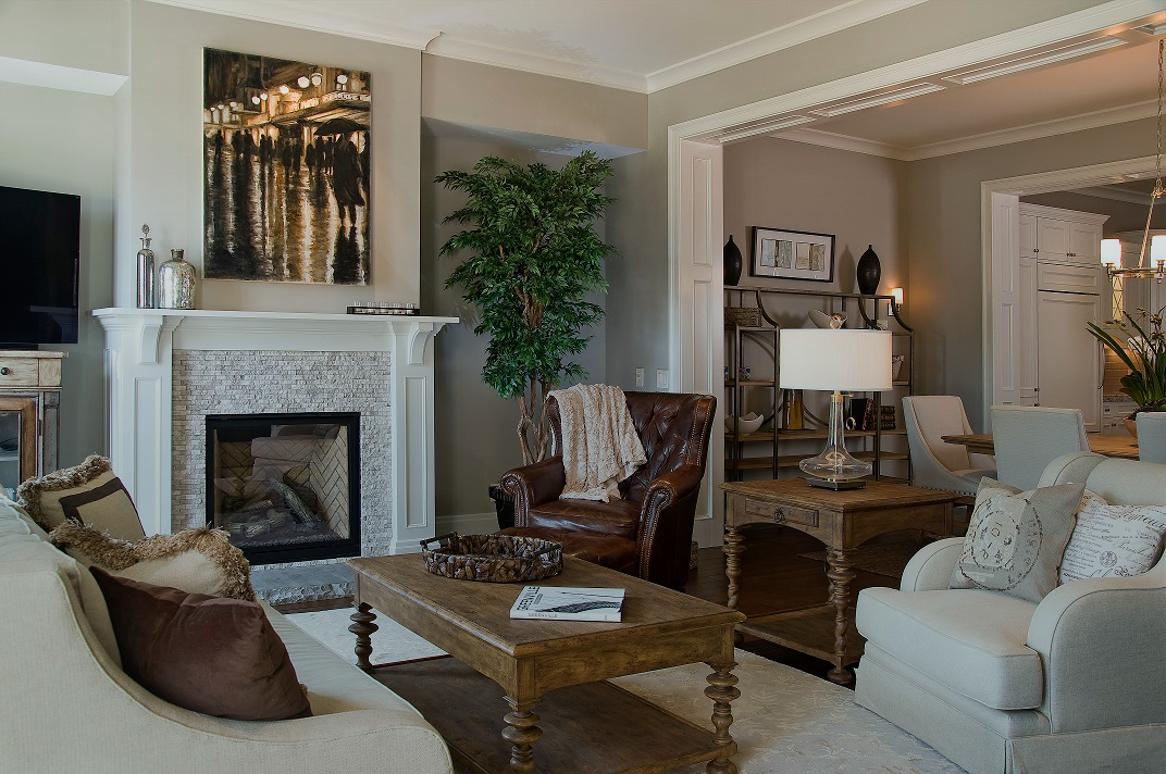 Incredible fully-designed homes or customize to your taste.    View Plans