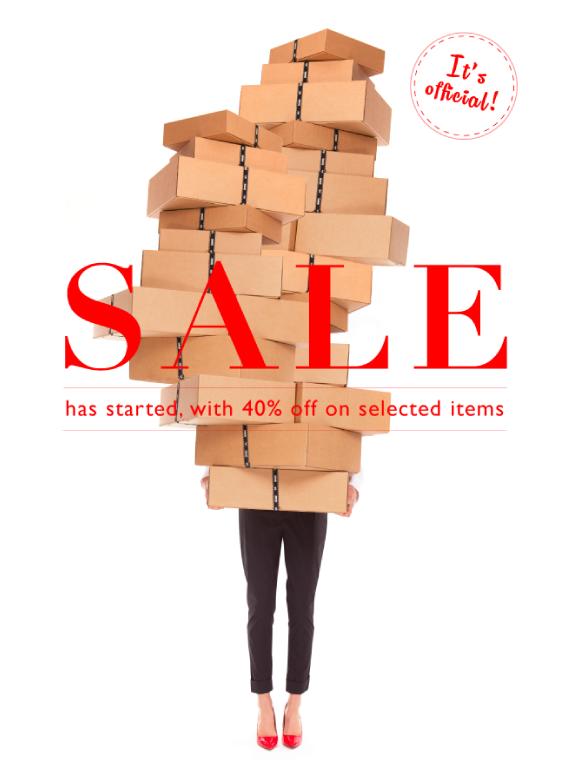 Sale Newsletter