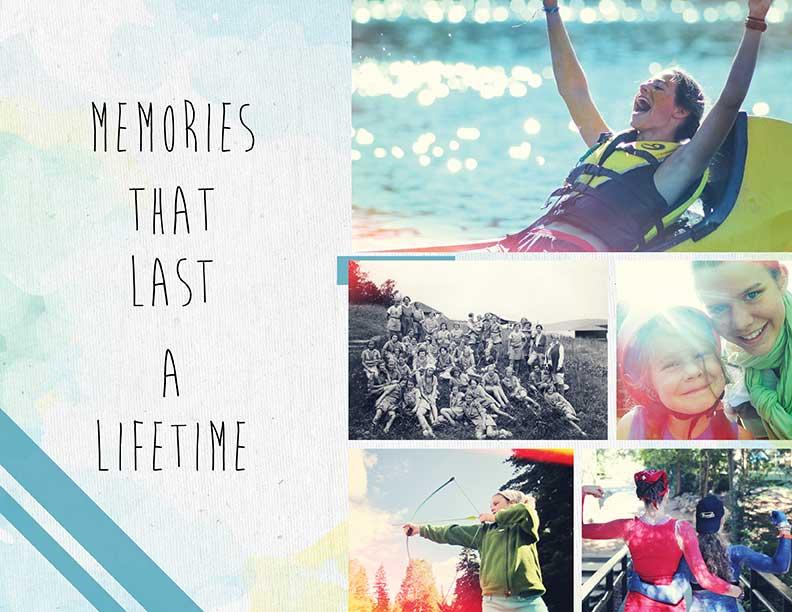 Memories that last a lifetime