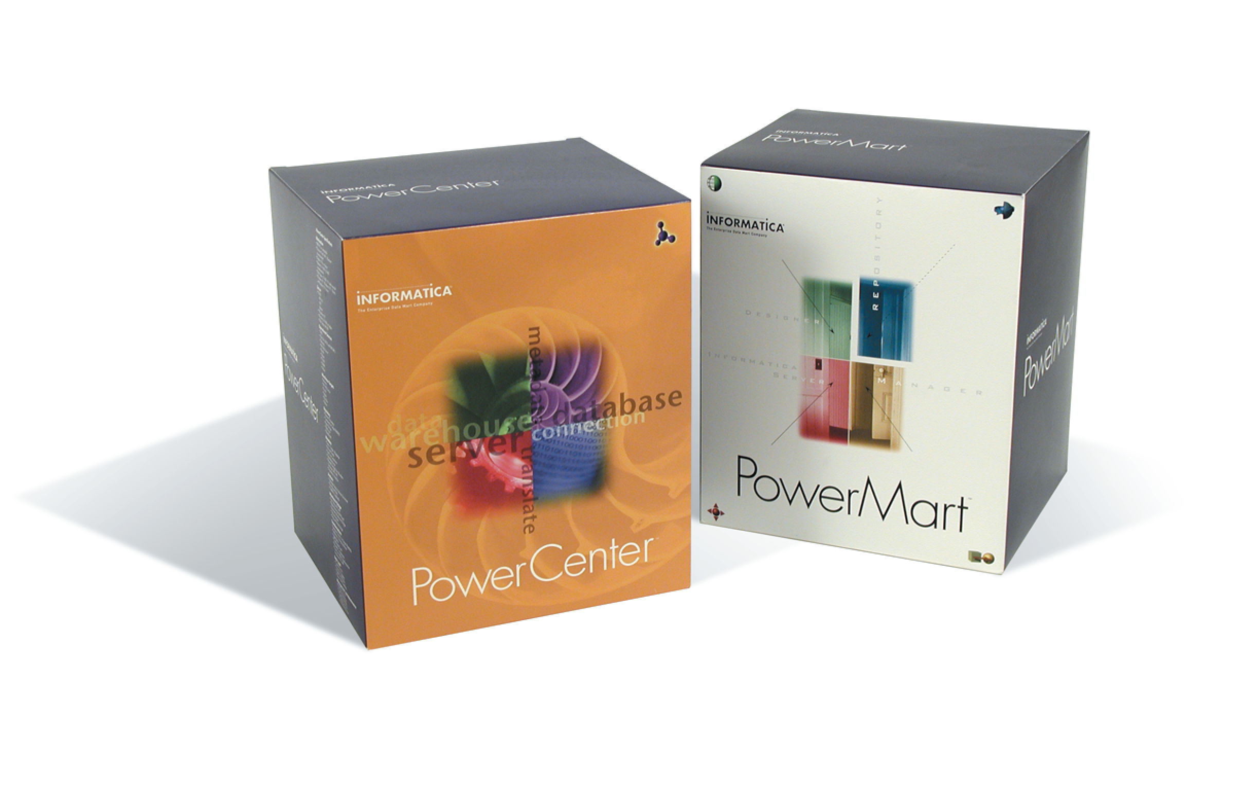 Informatica —Product Packaging