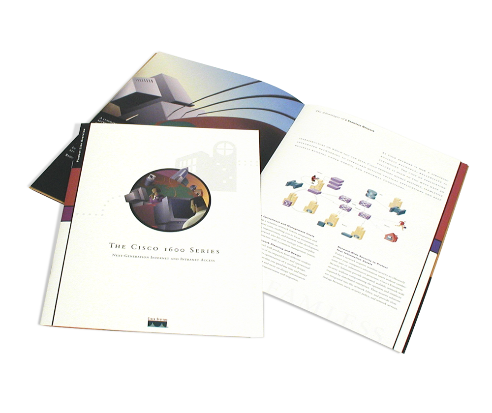 Cisco Systems —Product Line Brochure