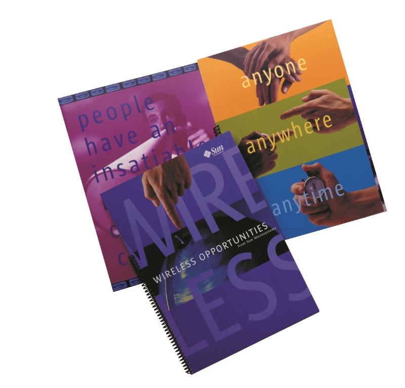 Sun Microsystems —Brochure