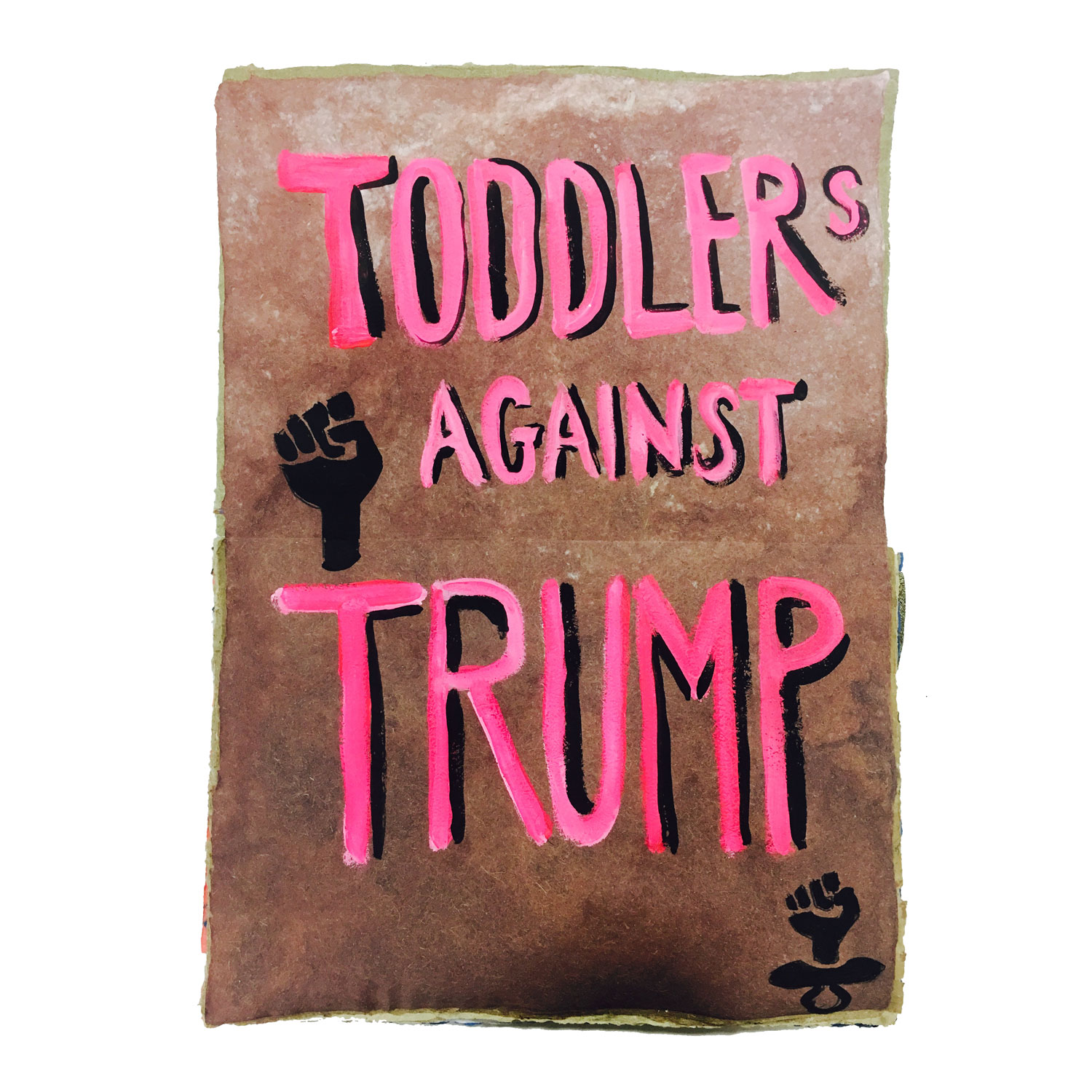 Toddlers Against Trump
