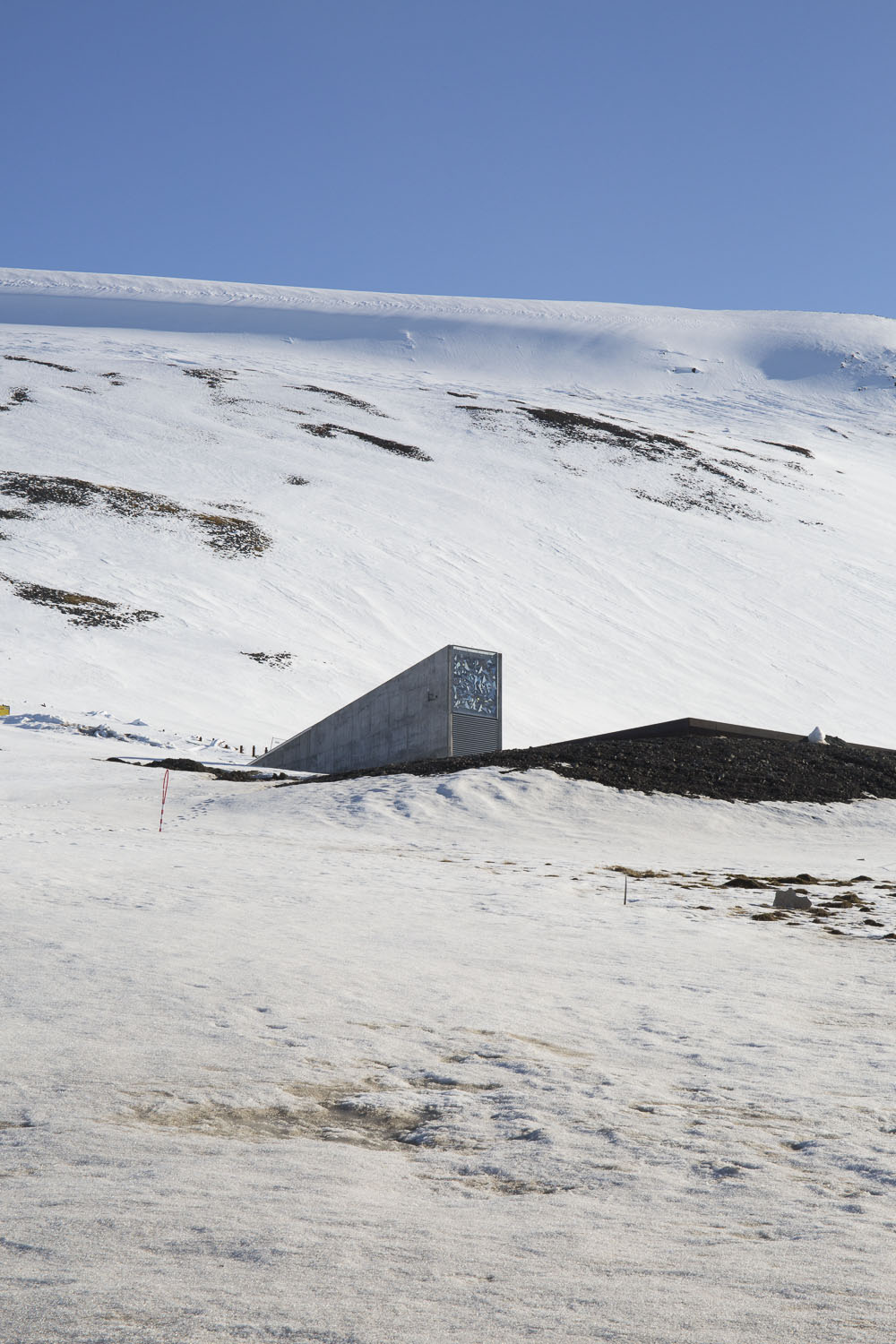 Global Seed Vault. Photo by Anna Laurent