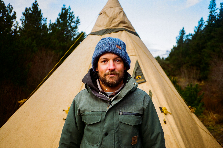 Barry Mottershead  / Sligo Kayak Tours Founder and Big Wave surfer