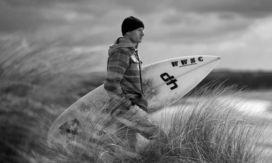 Peter Conroy  / Big Wave safety specialist and surfer