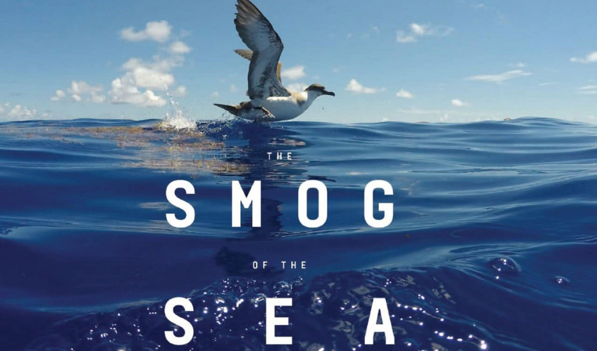 The Smog of the Sea chronicles a 1-week journey through the remote waters of the Sargasso Sea. Marine scientist Marcus Eriksen invited onboard an unusual crew  -